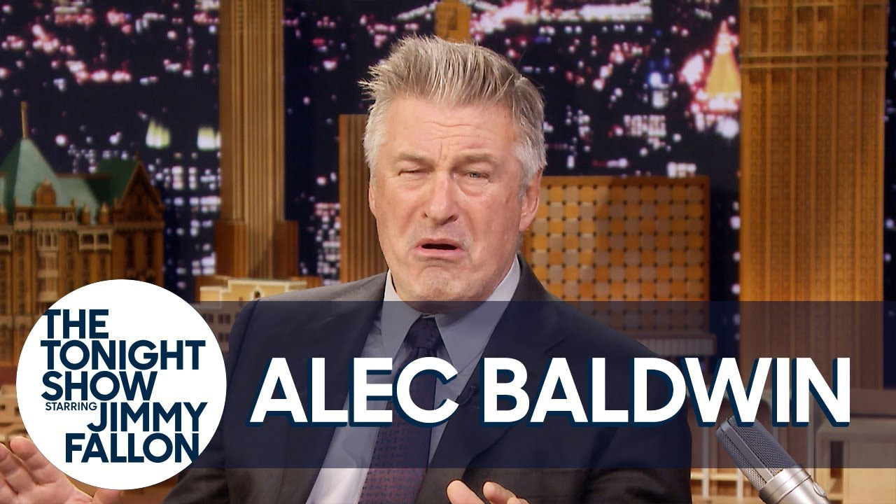 Alec Baldwin Shows Off His Solid Robert De Niro Impression