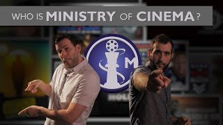 Who is Ministry of Cinema?
