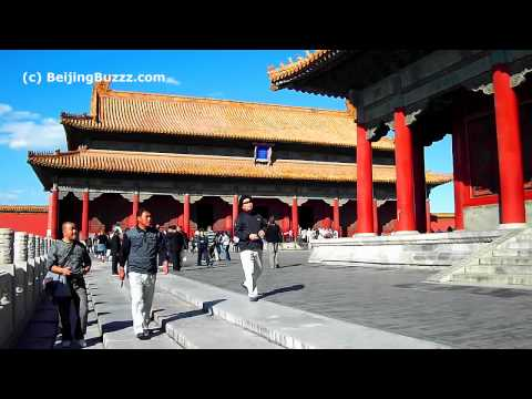 The Forbidden City, Beijing, China (HD)