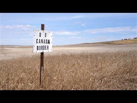 Security Debate Puts U.S.-Canada Border in Focus
