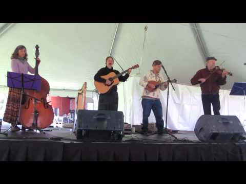 Arvid Lundin and Deep Roots, All the Way to Galway Set, Hamilton, MT 2014