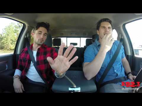 Country Carpool with Michael Ray & J R