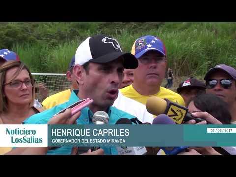 Capriles exigió al CNE que ponga fecha a elecciones regionales (VIDEO)