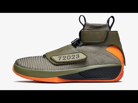 5e44fc584824 THE 2018-2019 NEW MELO AIR JORDAN 20 FLYKNIT   COMPARISON TO OG ...