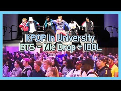 [Kpop In Public Challenge] BTS - IDOL & Mic Drop (Steve Aoki ver.) Dance & Vocal Cover
