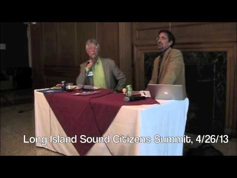 2013 Long Island Sound Citizens Summit: Q&A with Andrew Revkin, NY Times climate blogger