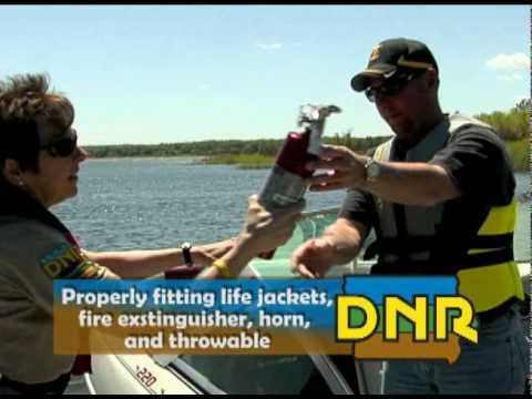Boating Safety Equipment, Iowa Department of Natural Resouces