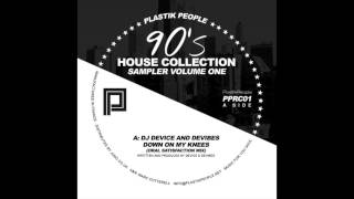 DJ Device And Devibes - Down On My Knees - PPRC01