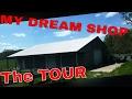 My Dream Shop Tour.