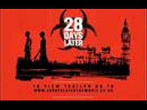 28 Days Later soundtrack Jims Parents Abide with me