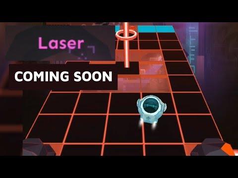 Rolling Sky - Laser Coming Soon!