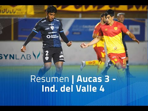 Aucas Independiente del Valle Goals And Highlights
