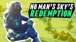 The Redemption Of No Man