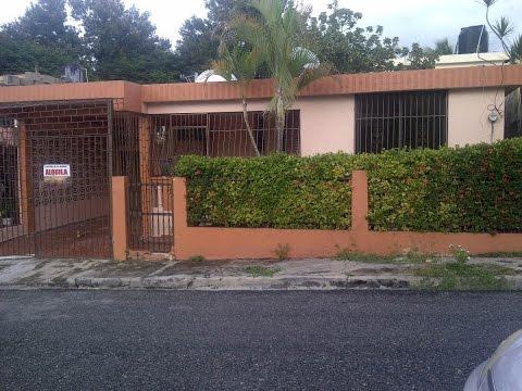 Casa de alquiler en santo domingo oeste 06574 youtube for Apartamentos en sevilla baratos alquiler