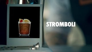 STROMBOLI DRINK RECIPE - HOW TO MIX