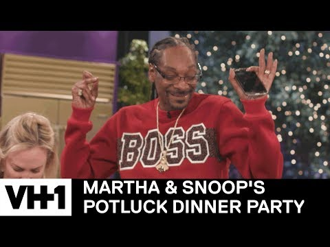 Download Youtube: Snoop Always on Beat | Martha & Snoop's Potluck Dinner Party