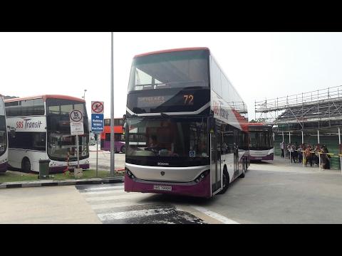 SBS Transit Bus Service 72, SBS7888K