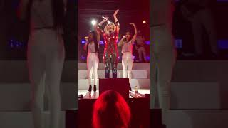 Rita Ora - Keep Talking & Black Window Live in Milan