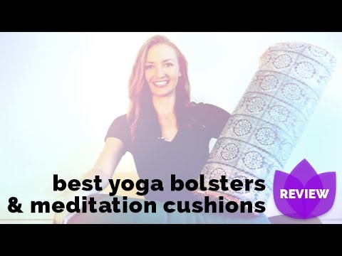 Watch Before Buying Yoga Bolsters And Meditation Cushions Youtube