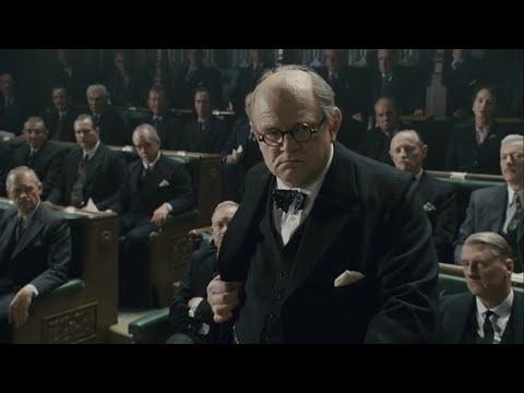 'Never Surrender' - WInston Churchill