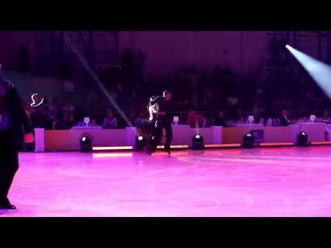 Autumn Moscow Cup 2014, Cha-cha-cha, professionals WDC