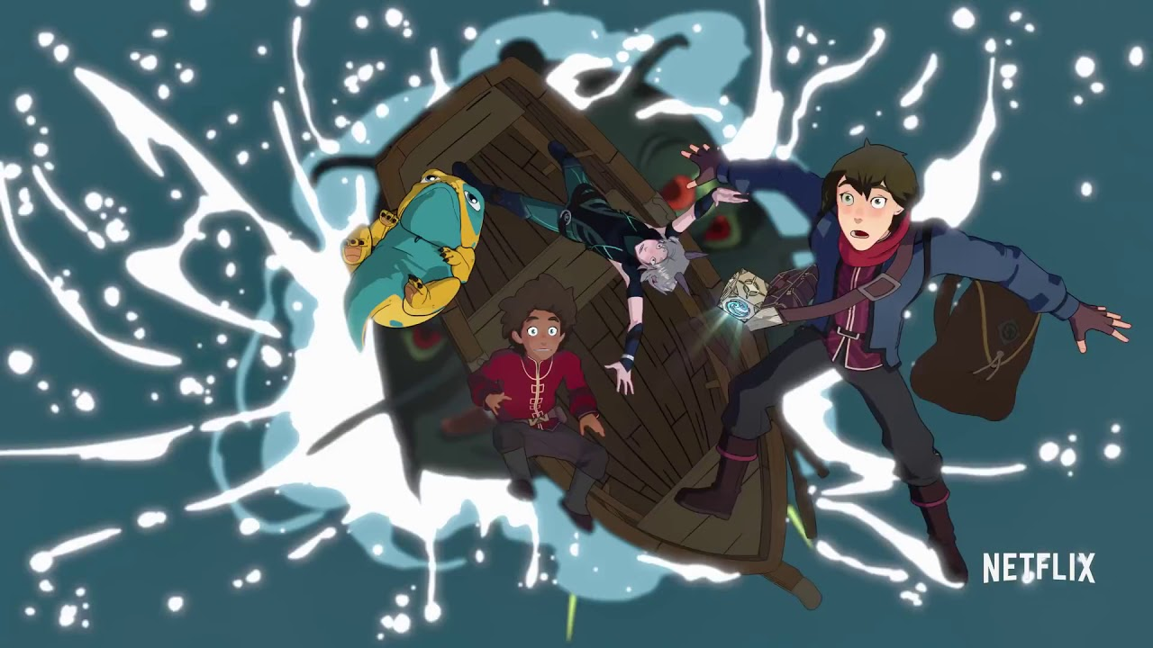 The dragon Prince 2018 Download Mp4 hd mp4 mania