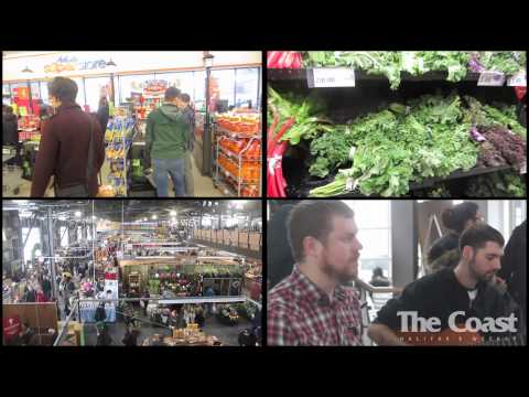 Farmers' Market vs Supermarket