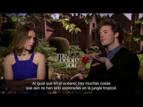 Entrevista a Emilia Clarke y Sam Claflin - Yo Antes de Ti