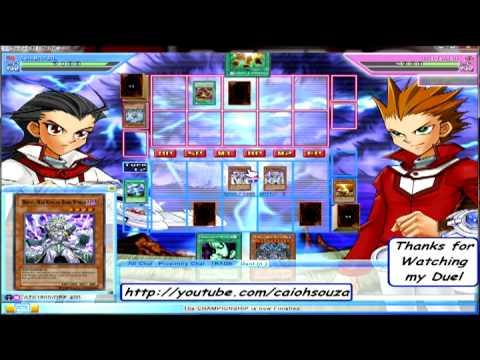 Yu-Gi-Oh! Online - CaioBRAZIL vs ChirisBennett