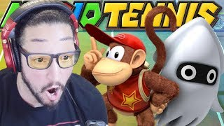 DIDDY KONG AND BLOOPER