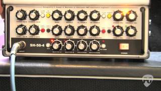 Download Musikmesse '12 - AMT Electronics Stonehead-50-4 Demo MP3 song and Music Video
