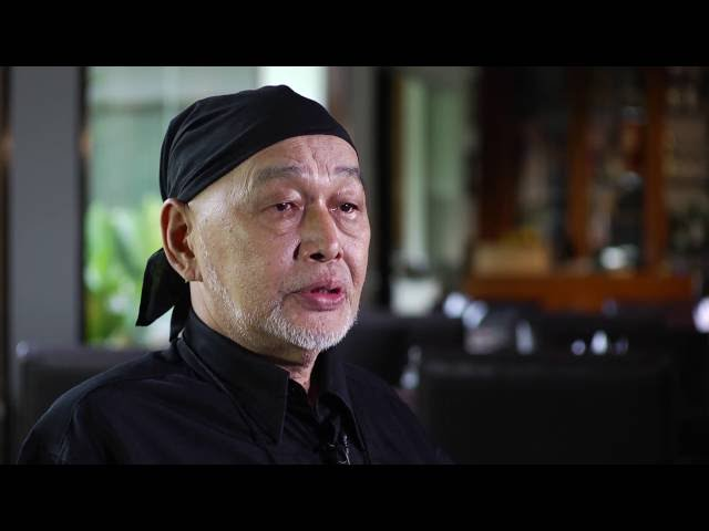 Malaysian Palm Oil Trail: Chef Takao Ando