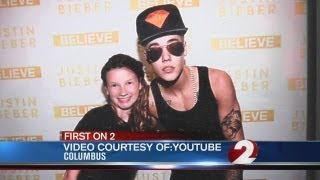 Teen tricked by fake Justin Bieber