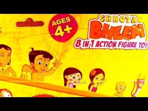 Chhota bheem Action Toys unboxing