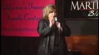 Lesbian Comedian Vicki Wagner