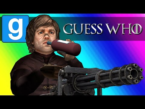 Thumbnail: Gmod Guess Who Funny Moments - Game of Thrones Edition! (Garry's Mod)