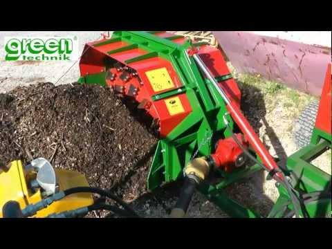 Video Překopávače Green Technik