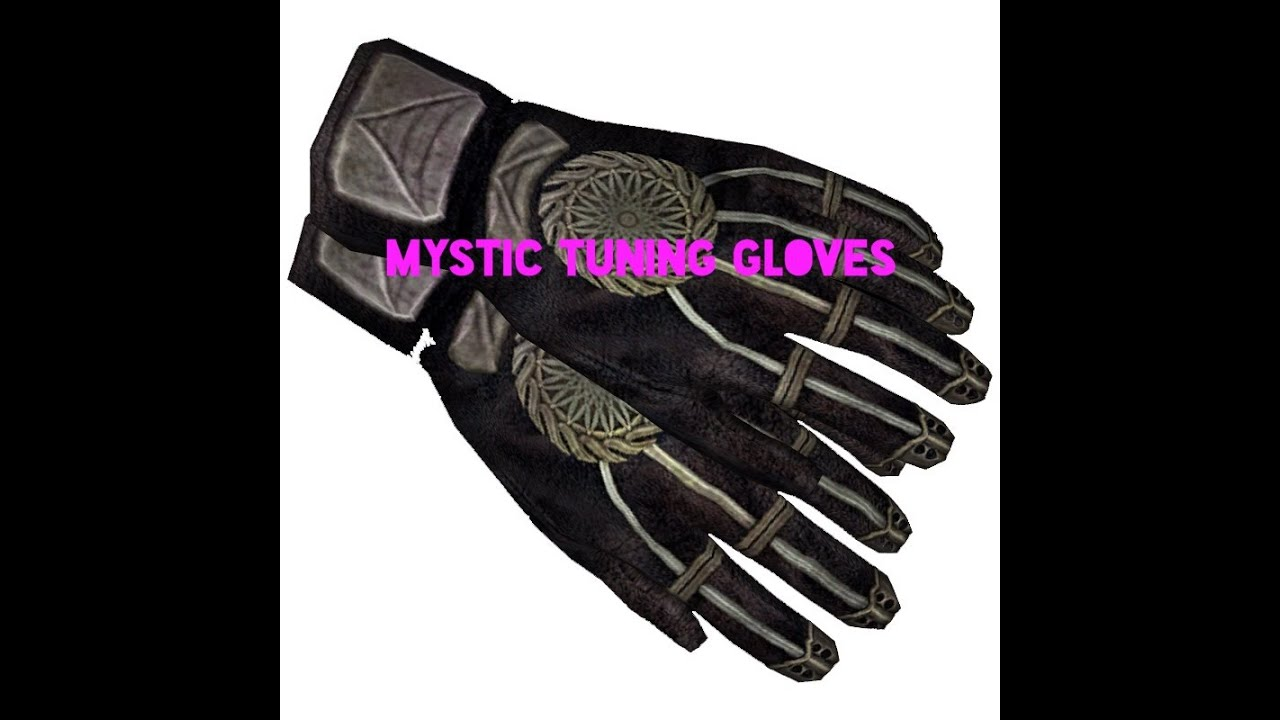 Skyrim: how to get the mystic tuning gloves