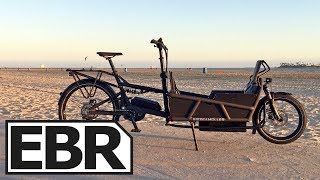 Riese & Müller Load 75 Touring HS Video Review - $8.3k Full Suspension Electric Box Bike