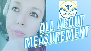Continuous and discontinuous measurement procedures (BACB task list)and mock questions By DP