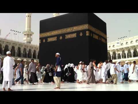 Makkah Azan LIVE HD  -  May 2011 - Islamic call to prayers
