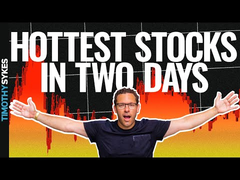 How I Picked The Single Hottest Stock 2 Days In A Row