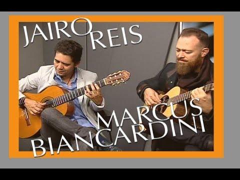 PAM-2017  - MARCUS BIANCARDINI e JAIRO REIS  [ Bl.1 de 3 ]