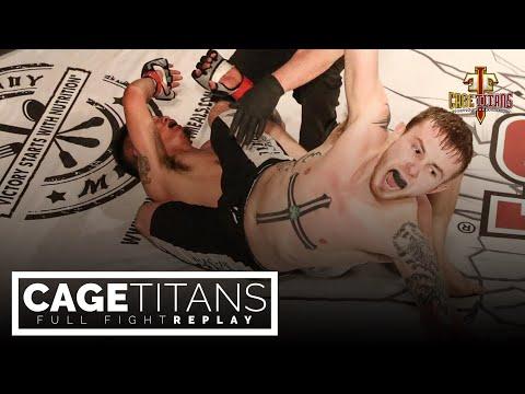 Cage Titans XXXIII: Mrack Kpuih vs Wayne Galvin