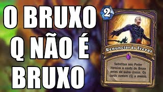 10/10 NO TURNO 3  ( Renounce Darkness Wild )  | Hearthstone