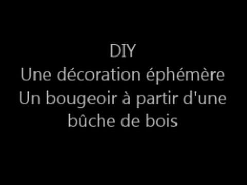 diy d coration ph m re cr er un bougeoir partir d. Black Bedroom Furniture Sets. Home Design Ideas