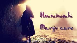Hannah Berger - Haninah - Marijo cero