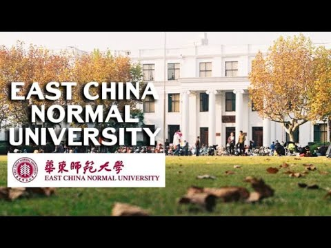 East China Normal University Program Introduction 2021 Intak