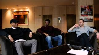 Interview with Darren Curtis, Nabil Rajo and <b>Jahmil</b> French for the ...