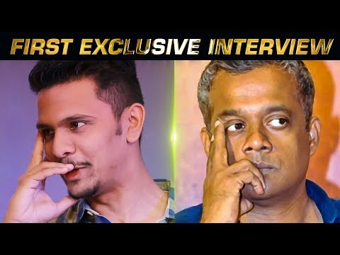 Naragasooran Story Narration to Gautham Menon   D16 Karthick Naren shares his Funny Experience MY213